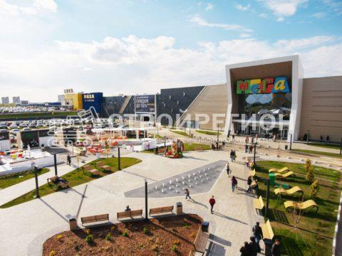 Разработка котлованов под строительство торговых комплексов