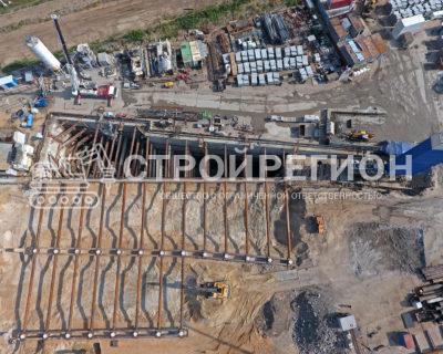 Демонтаж ЖБР-10000 НПС «Азнакаево» III пусковой комплекс»