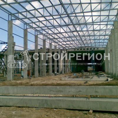 Монтаж строительных металлоконструкций: требования к основанию