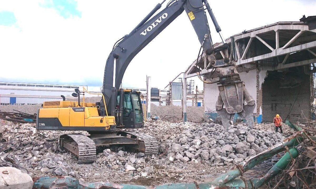 Демонтажные работы: виды, этапы