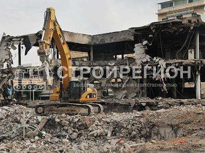 Разборка зданий и сооружений — ответственная процедура
