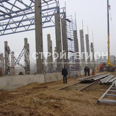 Монтаж металлоконструкций — неотъемлемая часть современных строительных работ