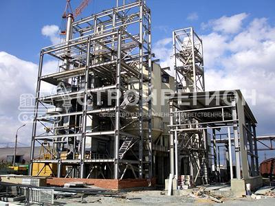 Изготовление металлоконструкций в Казани