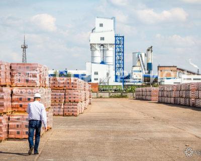 Строительство завода по производству кирпича