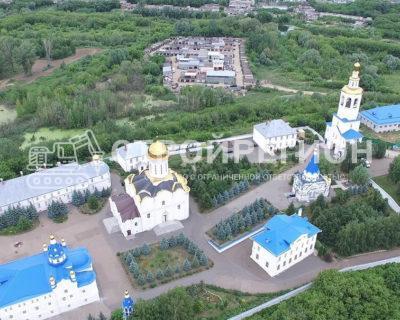 Устройство гранитной дороги к колокольне Зилантового монастыря