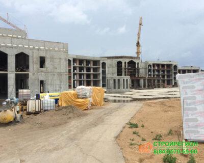 Болгарская исламская академия и Отель Kol Gali Resort & Spa