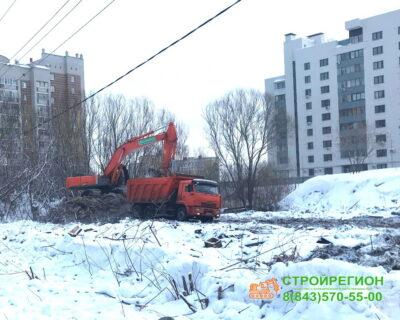 Строительство общеобразовательной школы со спальным корпусом на 1224 учащихся, ул. Бондаренко г. Казань