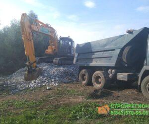 Переработка и утилизация железобетонных опор ЛЭП